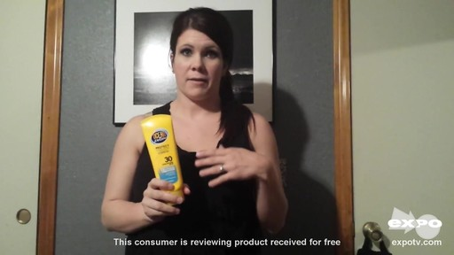 Ocean Potion Suncare Protect & Nourish Sunscreen, SPF 30 review | drugstore.com - image 8 from the video