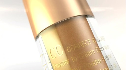 IMAN CC Correct & Cover Powder to Creme Concealer product | drugstore.com - image 4 from the video
