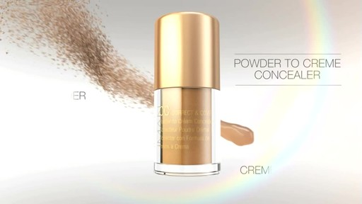 IMAN CC Correct & Cover Powder to Creme Concealer product | drugstore.com - image 6 from the video