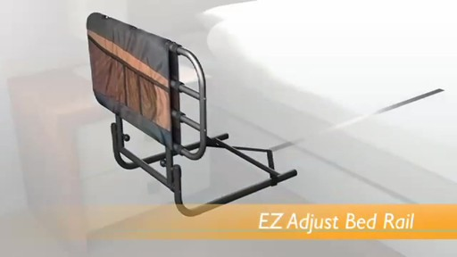 Stander EZ Adjust Bed Rail product | drugstore.com - image 1 from the video