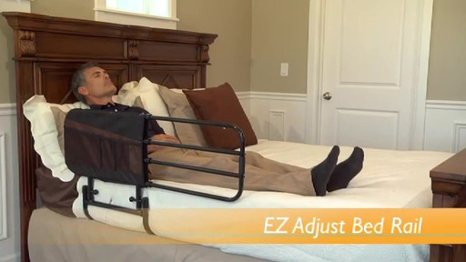 Stander EZ Adjust Bed Rail product | drugstore.com - image 3 from the video