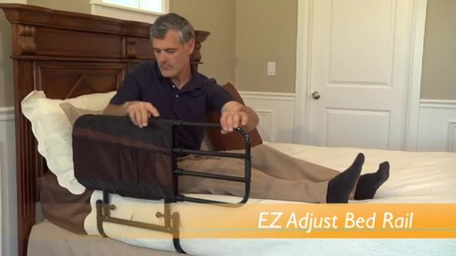 Stander EZ Adjust Bed Rail product | drugstore.com - image 5 from the video