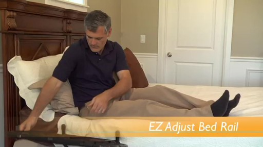 Stander EZ Adjust Bed Rail product | drugstore.com - image 6 from the video