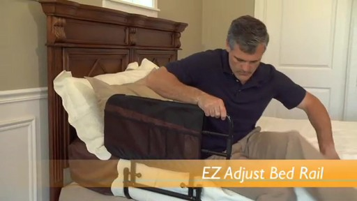 Stander EZ Adjust Bed Rail product | drugstore.com - image 8 from the video
