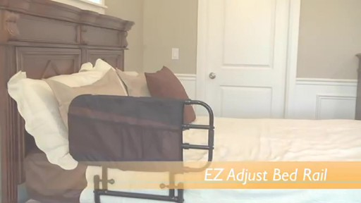 Stander EZ Adjust Bed Rail product | drugstore.com - image 9 from the video