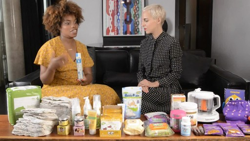 Baby and mom product picks from Romy Soleimani and Latonya Staubs | drugstore.com - image 6 from the video