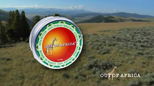 Out of Africa Shea Butter Skin Care products | drugstore.com - image 8 from the video