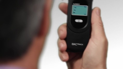 BACtrack Element Breathalyzer product | drugstore.com - image 5 from the video