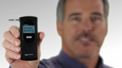 BACtrack Element Breathalyzer product | drugstore.com - image 9 from the video
