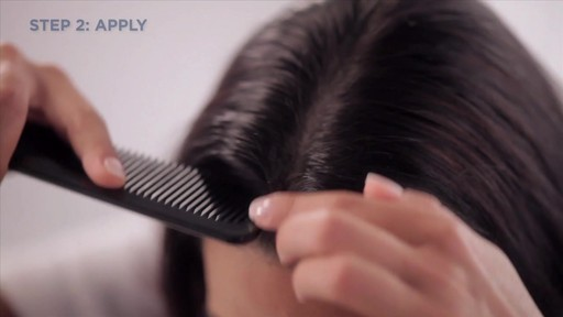 Clairol Nice n' Easy Root Touch-up how to | drugstore.com - image 5 from the video