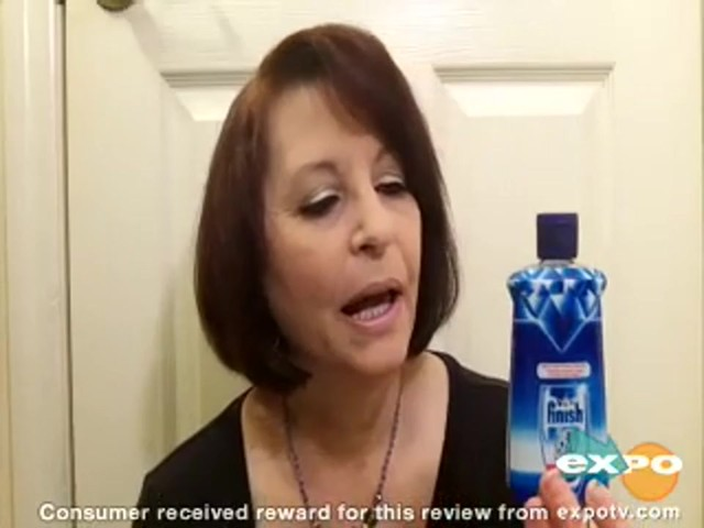 Finish Jet-Dry Rinse Aid Agent review | drugstore.com - image 6 from the video