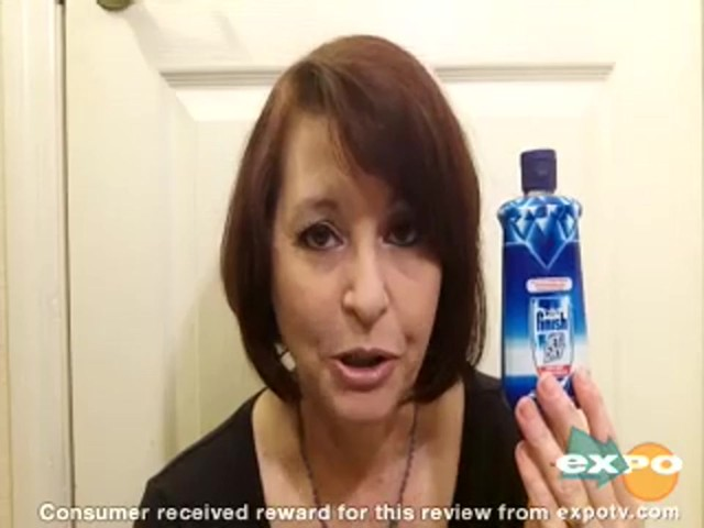 Finish Jet-Dry Rinse Aid Agent review | drugstore.com - image 9 from the video