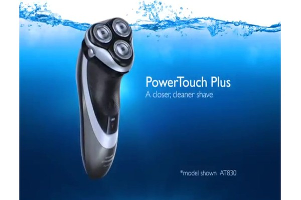 Philips Norelco Shaver 4500 Model AT830/41 | drugstore.com - image 1 from the video