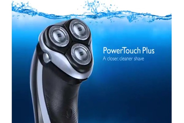 Philips Norelco Shaver 4500 Model AT830/41 | drugstore.com - image 10 from the video