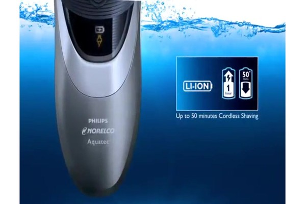 Philips Norelco Shaver 4500 Model AT830/41 | drugstore.com - image 3 from the video