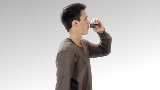 BACtrack Keychain Breathalyzer product | drugstore.com - image 8 from the video