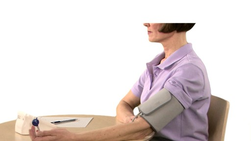 Omron 10 Series Upper Arm Blood Pressure Monitor, Model BP785 | drugstore.com - image 8 from the video