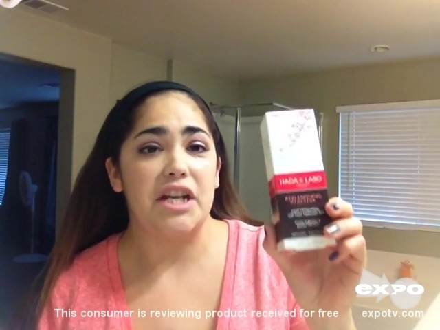 Hada Labo Tokyo Replenishing Hydrator review | drugstore.com - image 1 from the video