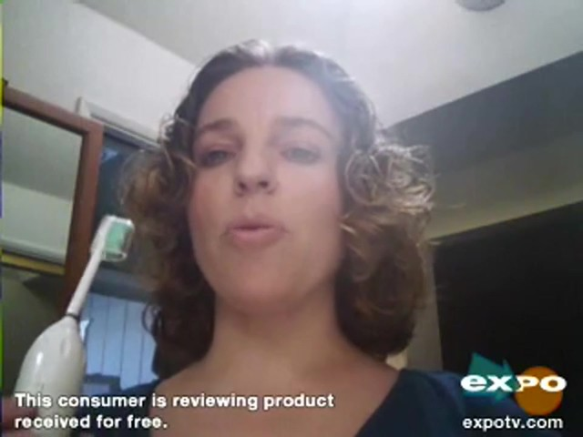 Philips Sonicare Essence Rechargeable Sonic Toothbrush review | drugstore.com - image 3 from the video
