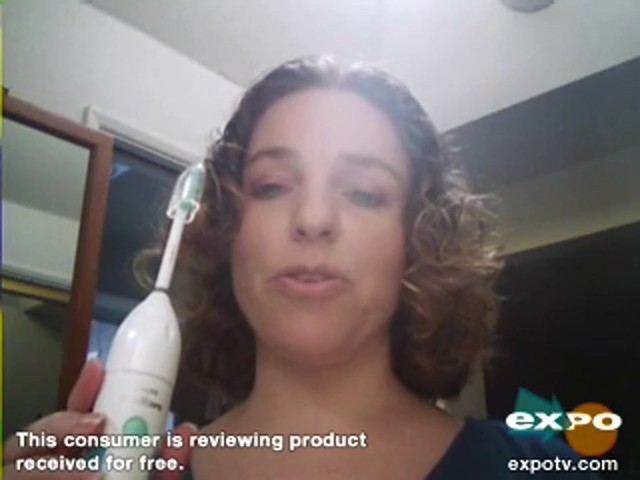 Philips Sonicare Essence Rechargeable Sonic Toothbrush review | drugstore.com - image 7 from the video