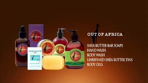 Out Of Africa Shea Butter - image 2 from the video
