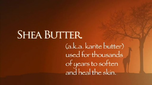 Out Of Africa Shea Butter - image 3 from the video