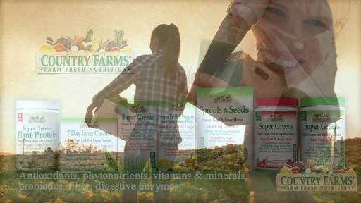 Country Farms Food Supplement products | drugstore.com - image 6 from the video