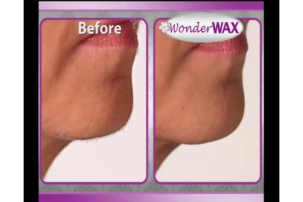 Wonder Wax Wonder Wax Microwaveable Waxing Kit product | drugstore.com - image 10 from the video