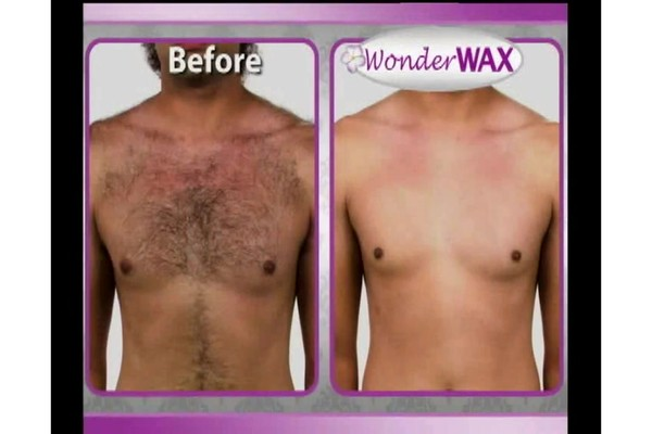 Wonder Wax Wonder Wax Microwaveable Waxing Kit product | drugstore.com - image 5 from the video