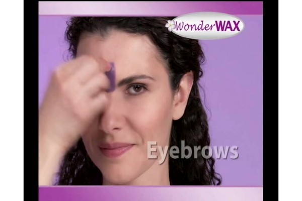 Wonder Wax Wonder Wax Microwaveable Waxing Kit product | drugstore.com - image 9 from the video