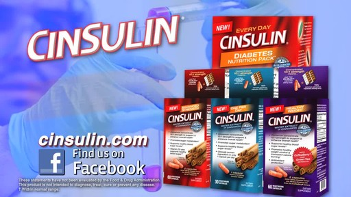 CinSulin Water Extract of Cinnamon product | drugstore.com - image 10 from the video