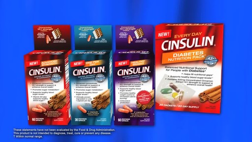 CinSulin Water Extract of Cinnamon product | drugstore.com - image 4 from the video