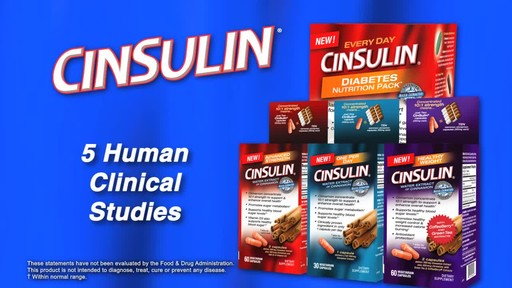 CinSulin Water Extract of Cinnamon product | drugstore.com - image 6 from the video