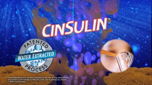 CinSulin Water Extract of Cinnamon product | drugstore.com - image 8 from the video