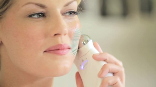 NuFACE Trinity Facial Toning Device product | drugstore.com - image 5 from the video