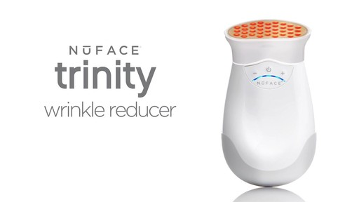 NuFACE Trinity Facial Toning Device product | drugstore.com - image 6 from the video
