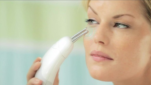 NuFACE Trinity Facial Toning Device product | drugstore.com - image 9 from the video