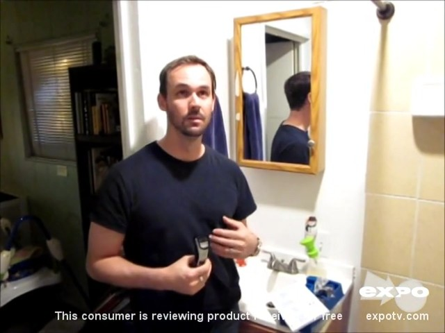 Philips Norelco QT4014/42 Beard & Stubble Trimmer review | drugstore.com - image 2 from the video