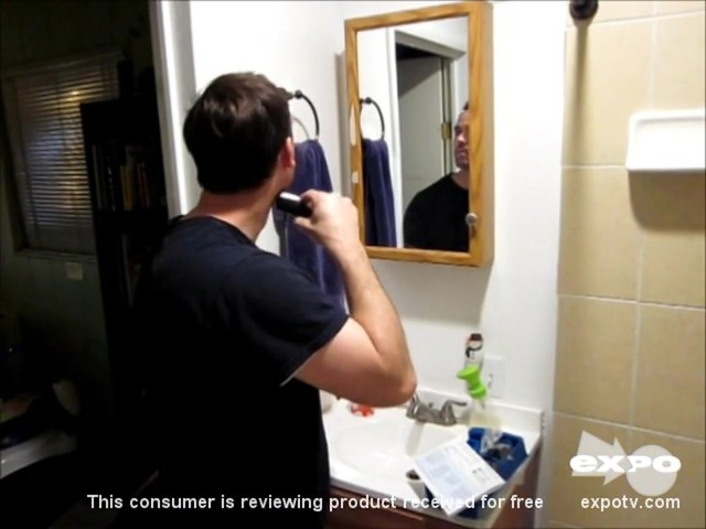 Philips Norelco QT4014/42 Beard & Stubble Trimmer review | drugstore.com - image 9 from the video