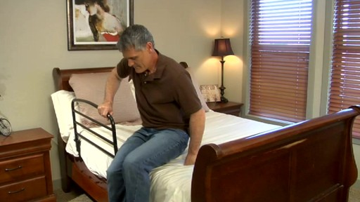 Stander Safety Bed Rail 30 product | drugtore.com - image 4 from the video