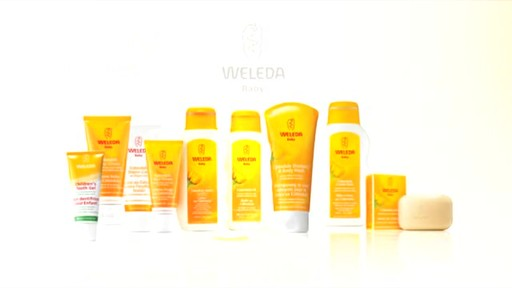 Weleda Baby Skin Care - image 10 from the video