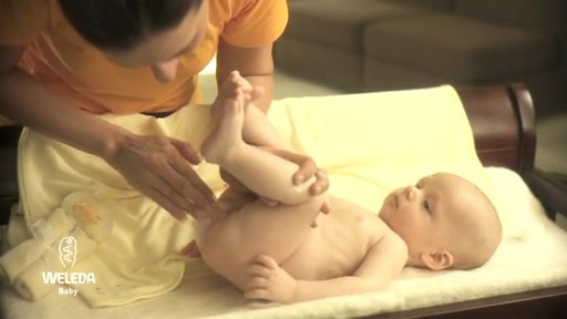 Weleda Baby Skin Care - image 6 from the video
