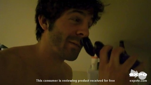 Philips Norelco Click & Style 3-in-1: Shave, Style & Groom review | drugstore.com - image 2 from the video