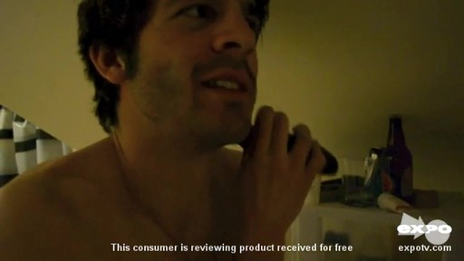 Philips Norelco Click & Style 3-in-1: Shave, Style & Groom review | drugstore.com - image 5 from the video