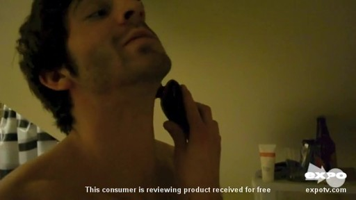 Philips Norelco Click & Style 3-in-1: Shave, Style & Groom review | drugstore.com - image 8 from the video