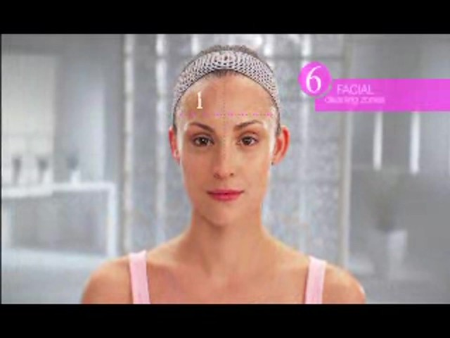 Conair True Glow Sonic Facial Skincare System product | drugstore.com - image 7 from the video