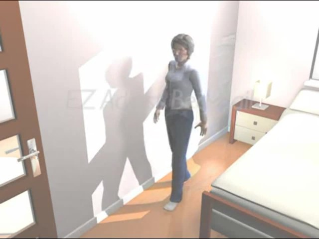 Standers EZ Adjust Bed Rail - image 10 from the video