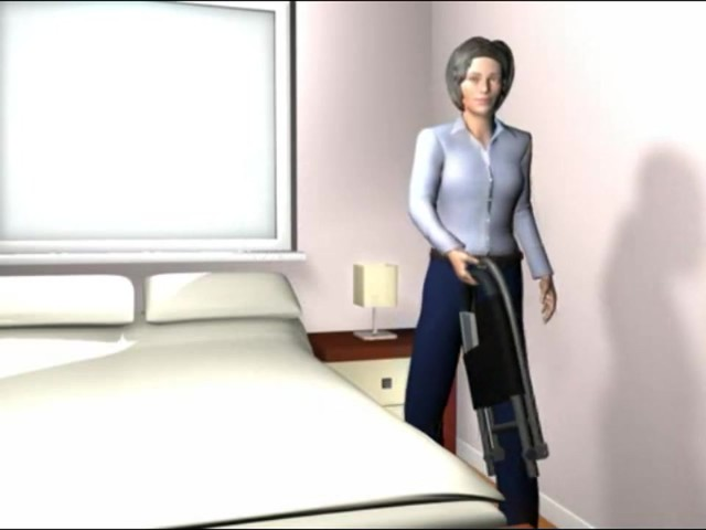 Standers Bed Rail Advantage - image 10 from the video
