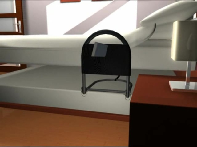 Standers Bed Rail Advantage - image 2 from the video