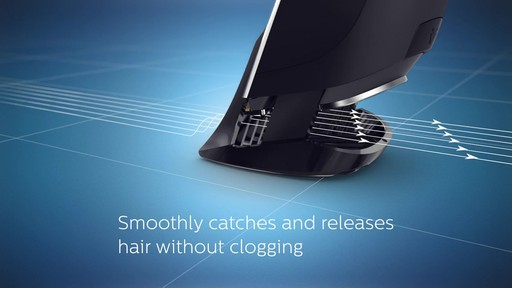 Philips Norelco Hairclipper 7100 Model HC7452/41 | drugstore.com - image 5 from the video